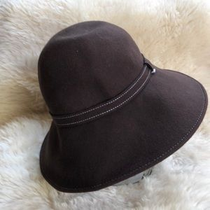 Hawthorn Wool Felt Hat, Collection By Wallaroo